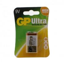 BATERIE ULTRAALCALINA 9V GP GP1604AU-BL1