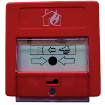 BUTON DE INCENDIU ADRESABIL GLOBAL FIRE MCPA-FLAP
