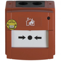 BUTON DE INCENDIU ADRESABIL UTC FIRE & SECURITY DM2010E