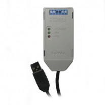 INTERFATA USB/485 CU IZOLATOR SOYAL AR 321CM