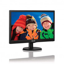 MONITOR LED 18.5 INCH PHILIPS 193V5LSB2
