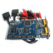 PLACA CAPTURA VIDEO VEC-0804F