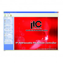 SOFTWARE MANAGEMENT SI CONFIGURARE IP INTERCOM ITC T-6700R(D)