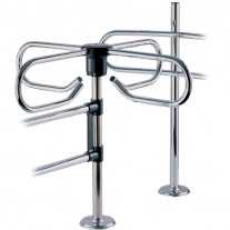 TURNICHET ROTATIV GUNNEBO 61301111 GLASS STILE R
