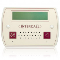 UNITATE AUDIO CU AFISAJ INTERCALL L628