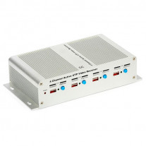 VIDEO BALUN ACTIV CU 4 CANALE - EMITATOR