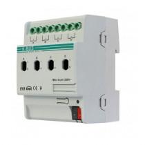Actuator 4 canale cu comutare KA/R0416.1, 21-30Vcc