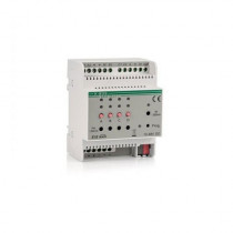 Actuator LED cu dimmer KA/D04.L1.1, 4 canale, transmitere status, 3-48Vcc