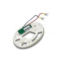 Adaptor cu izolator la scurt-circuit Hochiki ESP Intelligent YBN-R/3(SCI)-OEM, 19 -41 VDC, ABS ivoriu