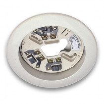 Adaptor soclu Hochiki YBN-UA, ABS ivoriu, compatibil ESP, CDX