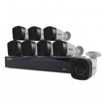 Sistem supraveghere exterior basic Acvil B8EXT20-2MP, 8 camere, 2 MP, IR 20 m