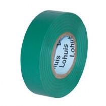 Banda izolatoare Lohuis verde 19 m x 0.15 mm x 19 mm