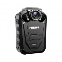 Body camera Full HD Philips VTR8210 + Card 32 GB inclus