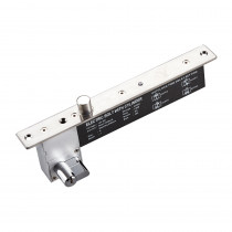 Bolt electric fail-secure YB-630B(LED), 2000 Kg, 12 Vcc, 19613 N