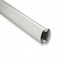 Brat bariera S/M Nice XBA19, 4 m, aluminiu, alb