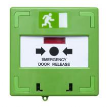 Buton iesire de urgenta SCP-100-gn, 3 comutatoare, aparent, ABS