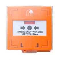 Buton iesire de urgenta SCP-100-or, 3 comutatoare, aparent, ABS