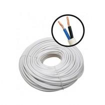 Cablu alimentare MYYUP 2x1, 2x1.00 mm, plat, rola 100 m