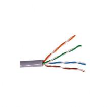 Cablu FTP CAT5E Genway FTP.CU, cupru masiv, 305 m