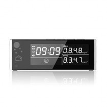 Camera ascunsa in ceas de birou SS-IP20, WiFi, IP, 2 MP, calitate aer
