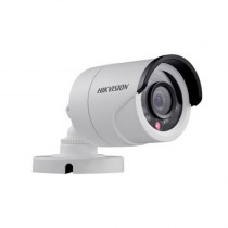 Camera de supraveghere Bullet Turbo HD Hikvision DS-2CE16D0T-IRE, 2 MP, IR 20 m, 2.8 mm, PoC