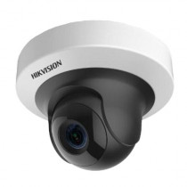 Camera de supraveghere Dome IP de interior Hikvision DS-2CD2F22FWD-I, 2 MP, IR 10 m, 4 mm