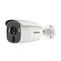 Camera supraveghere exterior Hikvision Ultra-Low Light DS-2CE12D8T-PIRL, 2 MP, IR 30 m, 2.8 mm