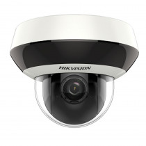 Camera supraveghere IP Dome Hikvision Starlight DS-2DE2A404IW-DE3, 4 MP, IR 20 m, 2.8 - 12 mm, PTZ