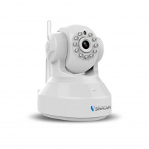 Camera supraveghere IP wireless HD VstCamera supraveghere IP wireless Vstarcam C7837WIP, 1 MP, IR 10 m, 3.2 mmarcam C7837WIP