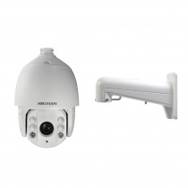 Camera supraveghere Speed Dome IP Hikvision DS-2DE7530IW-AE, 5 MP, IR 150 m, 5.9 - 177 mm, 30x + support