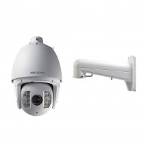 Camera supraveghere Speed Dome IP Hikvision DS-2DF7284-A, 2 MP, IR 150 m, 4.7-94 mm, 20x + suport