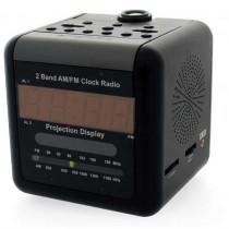 Microcamera ip wireless ascunsa in ceas cu radio