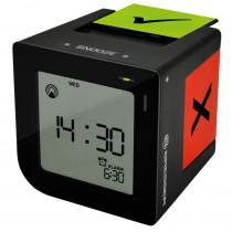 Ceas cu alarma Bresser FlipMe 8010040