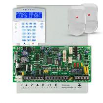 Centrala alarma antiefractie Paradox Spectra SP 4000+K32LX+NV5-SB