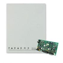 Centrala alarma antiefractie wireless Paradox Magellan MG 5050 + Carcasa metalica cu traf