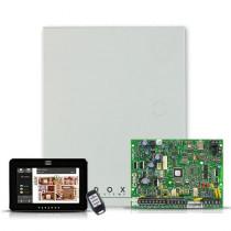 Centrala alarma antiefractie wireless Paradox Magellan MG 5000+TM50+REM15