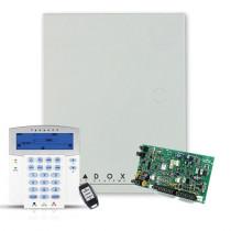 Centrala alarma antiefractie wireless Paradox Magellan MG 5050+K35+REM1