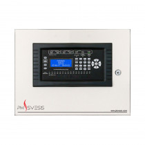 Centrala analog-adresabila PH Svesis SmartX 116 ESP, 1 bucla, 16 zone logice, 2000 evenimente