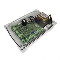 Centrala automatizare poarta batanta Roger Technology EDGE1, 230 Vac, 250 W, IP 54