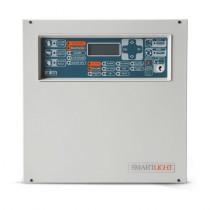 Centrala de incendiu cu 1 bucla Inim SmartLight/S, 64 adrese, 16 zone, memorie 100 evenimente
