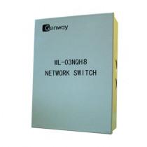 Comutator de retea Genway WL-03NQH-8, 8 intrari