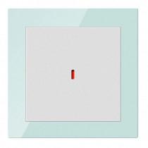 Comutator inteligent CHKP-01/01.1.10, 1 canal, din sticla, secvente programabile
