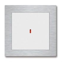 Comutator inteligent CHKP-01/01.1.20, 1 canal, din metal, operare multipla