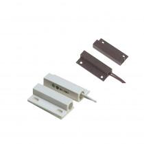 Contact magnetic cu banda autoadeziva Aleph DC1561, suruburi montaj incluse, set 10 bucati