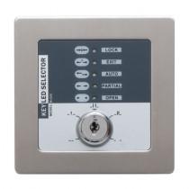 Controler cu cheie VZ-KP02, ingropat, 5 moduri, inox
