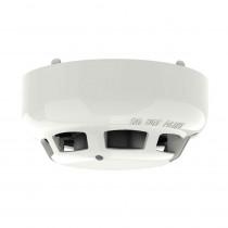 Detector adresabil de fum fotoelectric Hochiki ESP Marine ALN-ENM(WHT), aplicatii marine, vizibilitate 360 grade, carcasa ABS alba