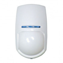 Detector de miscare tip cortina PIR Pyronix KX15DCHT-WE, wireless, 46 zone, 15 m