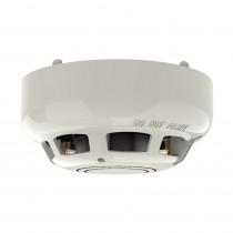 Detector fotoelectric de fum si temperatura adresabil Hochiki ESP Intelligent ACC-EN, ivoriu, vizibilitate 360 grade, 17 - 41 VDC