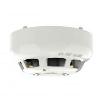 Detector fotoelectric de fum si temperatura adresabil Hochiki ESP Intelligent ACC-EN(WHT)/SIL, alb, vizibilitate 360 grade, SIL2