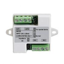 Distribuitor de semnal cu 2 ramuri DT-DBC2S, 2 fire, 24Vcc